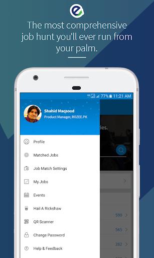 Rozee Job Search 3.8 screenshots 5