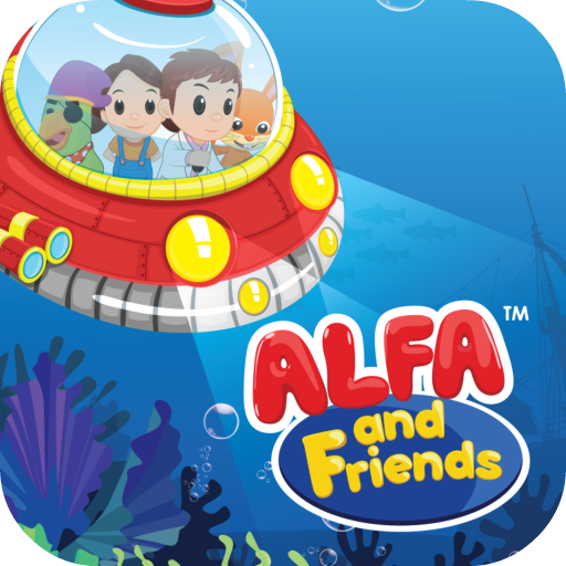 Alfa and Friends Science Camp