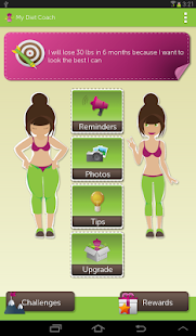 My Diet Coach - Weight Loss- screenshot thumbnail