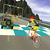 Extreme  Cycle Race 3D adventure 2017