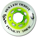 Penalty Timer 4 Roller Derby icon