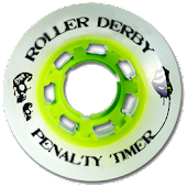 Penalty Timer 4 Roller Derby