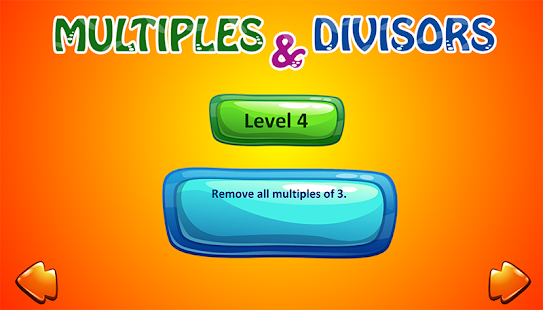 Multiples and Divisors- screenshot thumbnail
