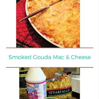 Smoked Gouda Mac & Cheese