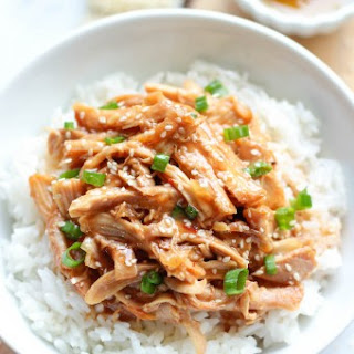 Slow Cooker Honey Sesame Chicken Recipe