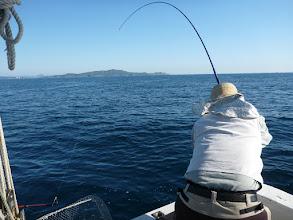 "Photo: ""イノウエさん""はバンバン釣ってます!"
