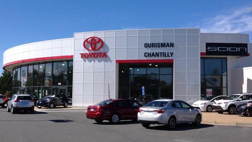 Ourisman Chantilly Toyota Scion Google