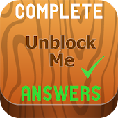 Guide & Answers of Unblock Me