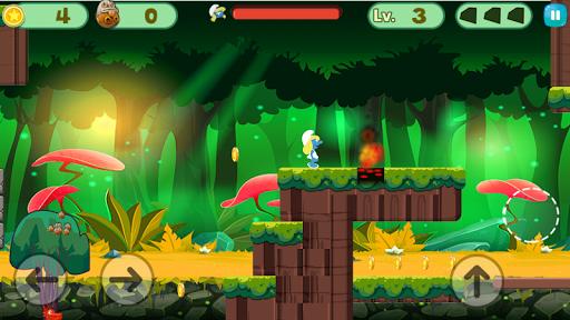 Smurf World run adventure for PC