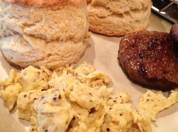 Sour Cream Biscuits Recipe