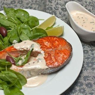 Cream Sauce for Fish Recipe