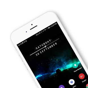 Cosmic-Energy EMUI 5 Theme- screenshot thumbnail
