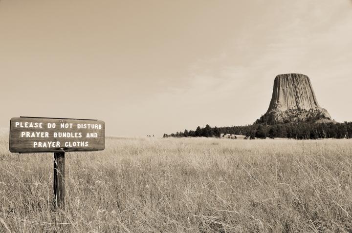 Devil's Tower di photofabi77