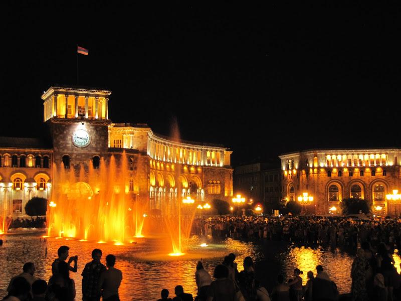 Luci e suoni a Yerevan di valmy