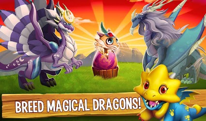 Dragon City 3.8.0 (Unlimited Money) MOD Apk 9