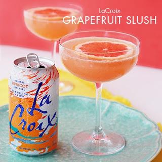 LaCroix Grapefruit Slush.
