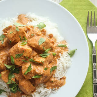 Healthy Slow Cooked Tikka Masala.