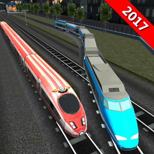 Train Sim 3D Icon