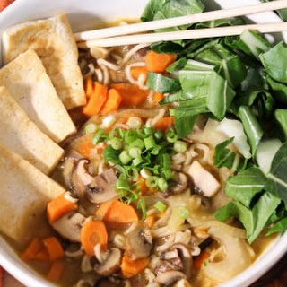 Vegan Ramen Recipe
