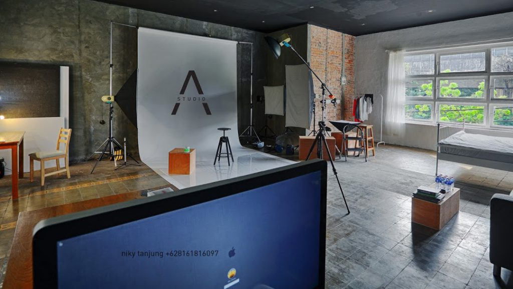 view of  A Studio Photo