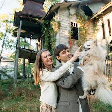 Wedding photographer Elena Baranova (Elenabaranova). Photo of 02.10.2017