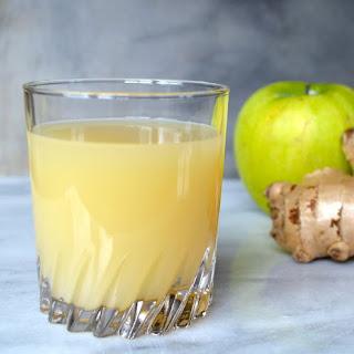 Apple Lemon Ginger Juice