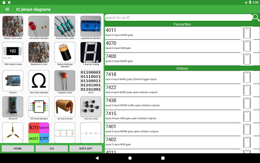Electronics Toolkit 1.2 screenshots 11