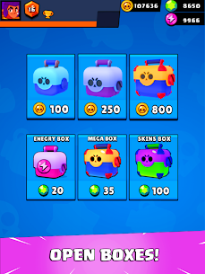 Box Opener For Brawl Stars  Apk Download For Android and Iphone 5