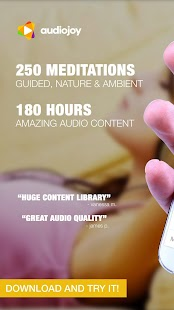 1000 Guided Meditations for Mindfulness Relaxation Screenshot