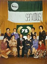 Photo: Servatius 75 jaar