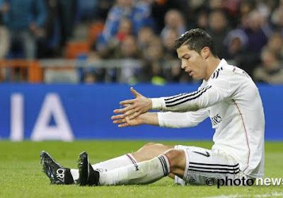 C.Ronaldo passe ses nerfs sur un journaliste (vidéo)