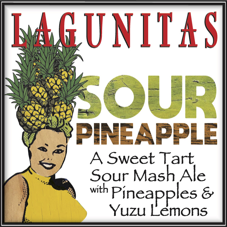 Logo of Lagunitas Sour Pineapple