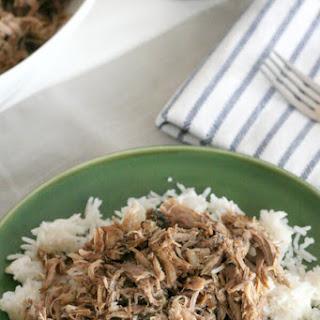 Slow Cooker Garlic Balsamic Pork Roast Recipe