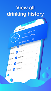 App Drink Water Reminder Water Tracker & Drink Timer APK for Windows Phone
