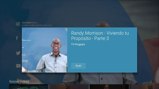 Randy Morrison- screenshot thumbnail