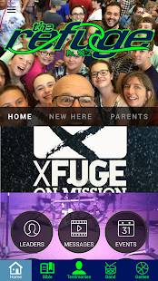 Refuge Student Ministry FBCL - náhled