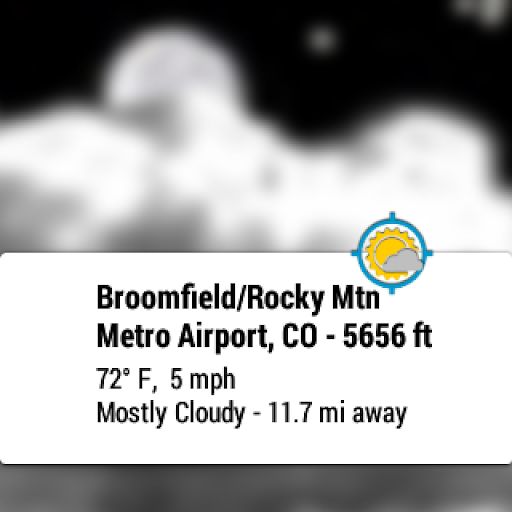 NOAA Weather International screenshot 10
