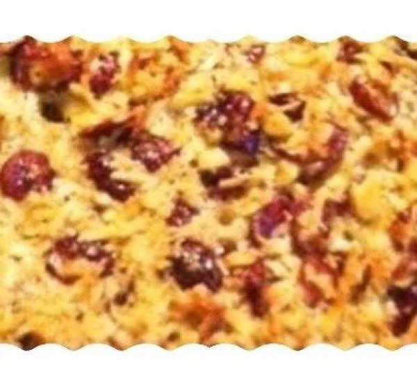 Coconut Cranberry Walnut Bars Recipe