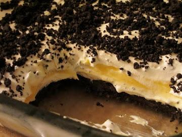 Oreo Cookie Cake Recipe