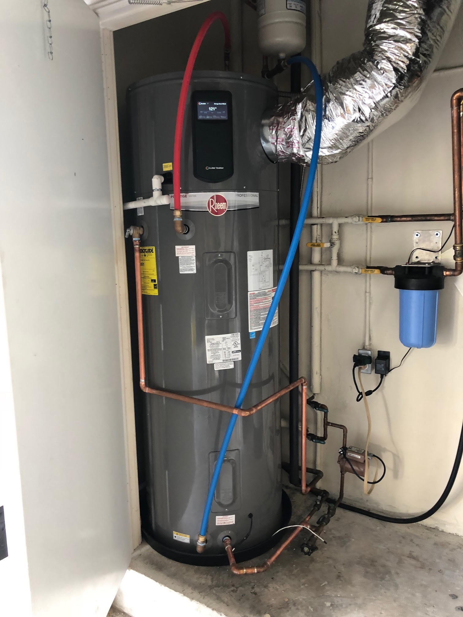 Water Heating Experts WHE - CFC1426133 image