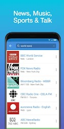 Simple Radio - Free Live FM AM Radio APK screenshot thumbnail 2