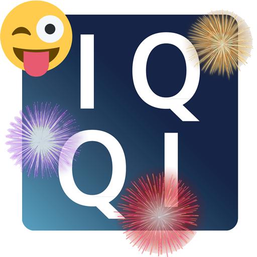 IQQI Arabic Keyboard - Emoji & Colorful Themes Icon