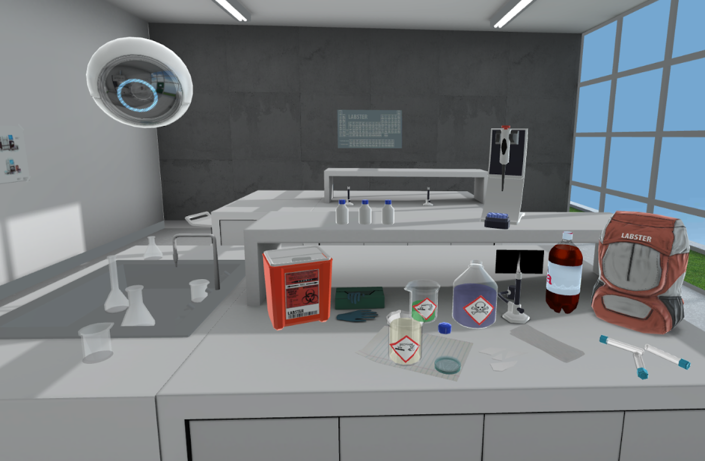 Labster: World of Science- screenshot