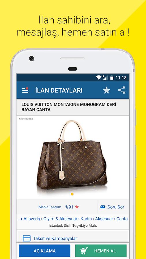 Screenshots of sahibinden.com for iPhone