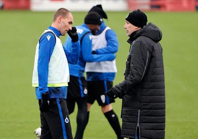 Club Brugge maakt selectie bekend voor wedstrijd tegen STVV: Denswil en Dost meteen van de partij