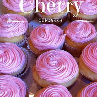 Cherry Cupcakes.