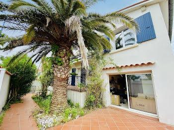 villa à Saint-Cyprien (66)