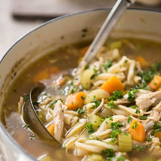 Chicken Noodle Soup With Whole Chicken Recipes.