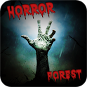 Dark Horror Forest Scary Game icon
