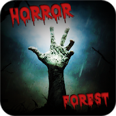 Dark Horror Forest Scary Game
